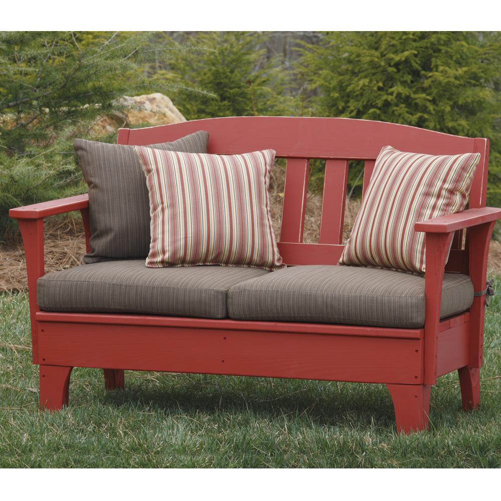 Uwharrie Chair Westport Settee   W051