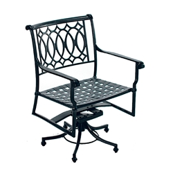 Windham American Gothic Swivel Dining Chair - 6216