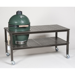 Windham 30 Inch x 60 Inch Large Grill Cart for Smokers - 306011
