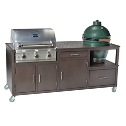 Windham Castings Big Green Egg Cart