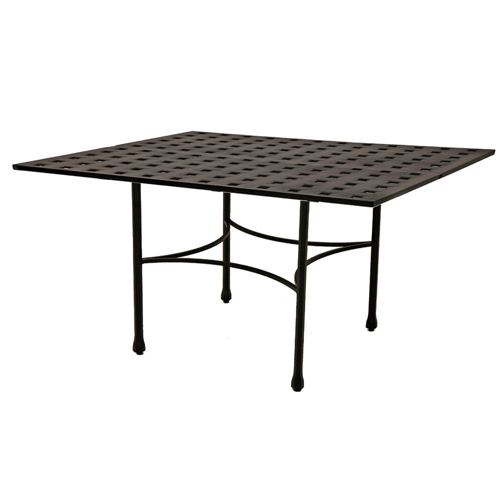 Windham Metro Classic 40 X 60 Rectangle Dining Table W Straight Base