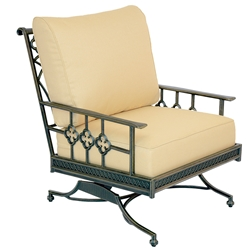 Windham Provence High Back Spring Club Chair - 1027HB