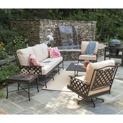 Windham Savannah Sofa and Club Chair Patio Set - WN-SAVANNAH-SET2