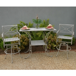 Windham Windsor Cast Aluminum Bar Set for 2 - WN-WINDSOR-SET3