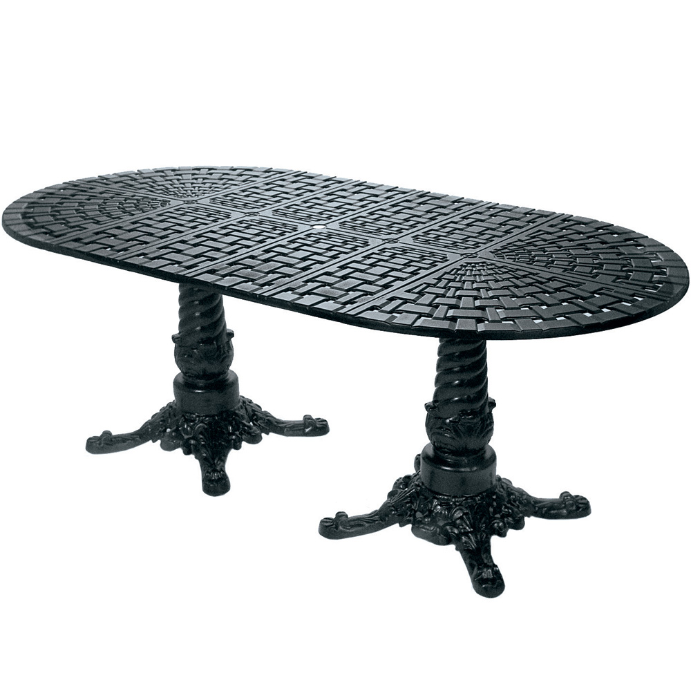 design of black oval stunning org for ideas metal fabulous is dining base square furniture cnxconsortium home pedestal flexible table