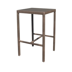 Woodard All Weather Miami Bar Table - S601734