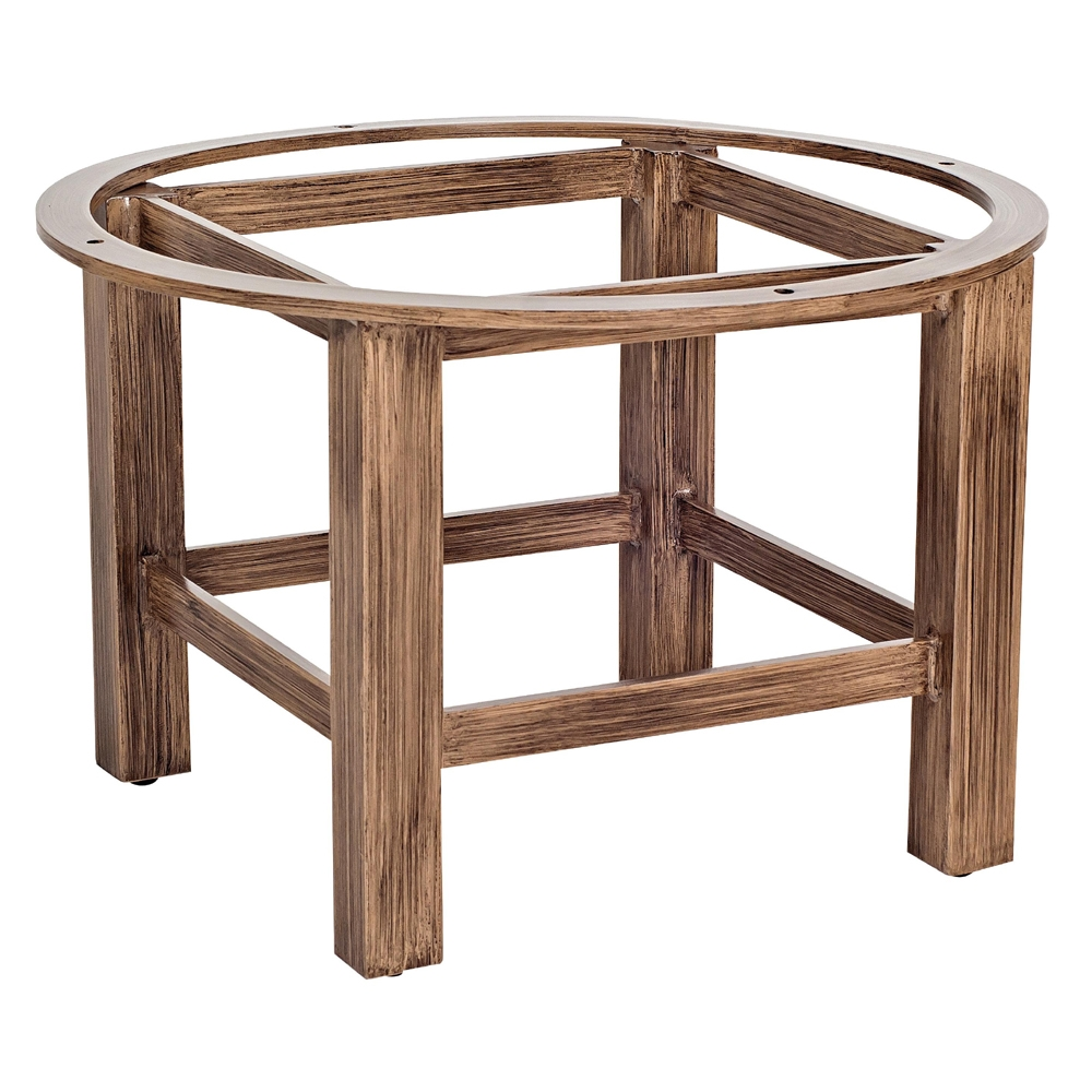 Woodard Trestle Coffee Table Base 2q3500
