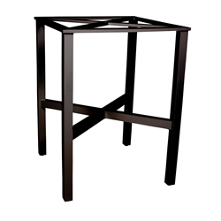 Woodard Elite Bar Height Table Base - 4V6600