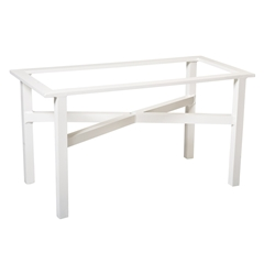 Woodard Elite Large Dining Table Base - 4V7200