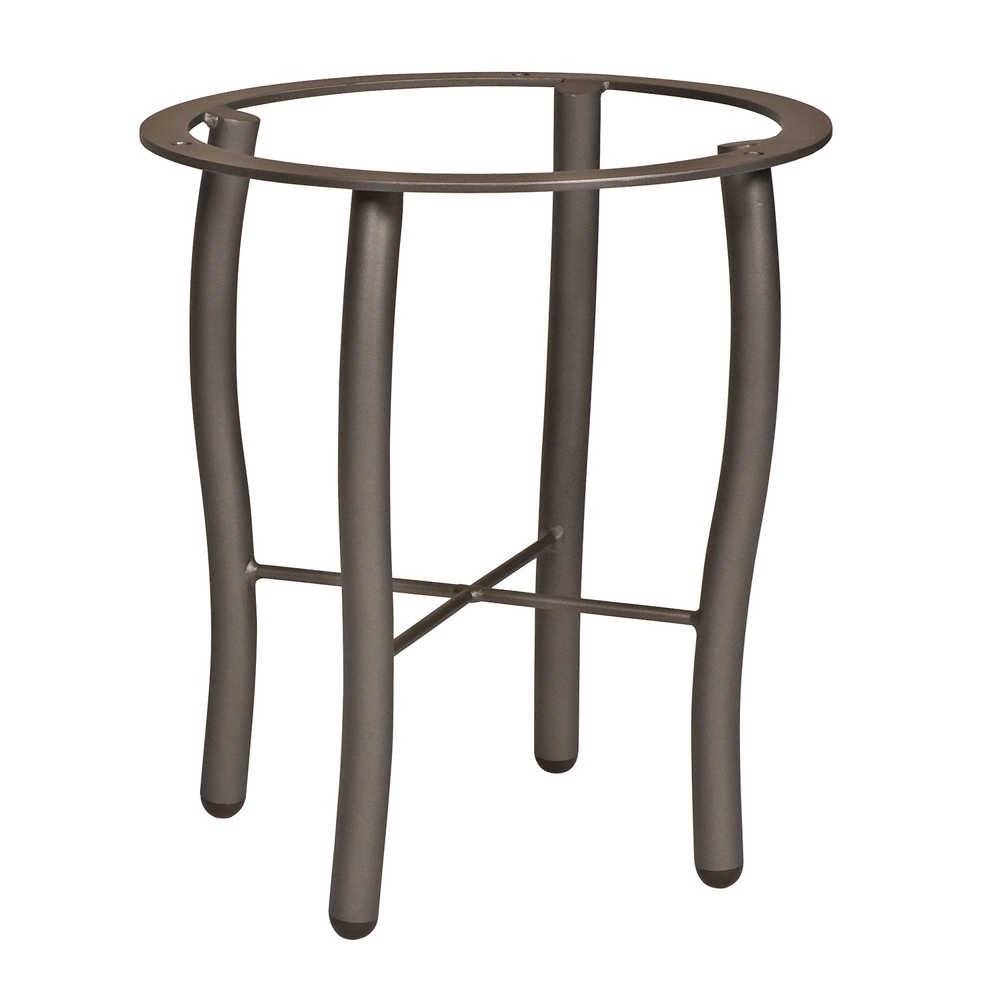 Woodard Tribeca End Table Base - 5D2400