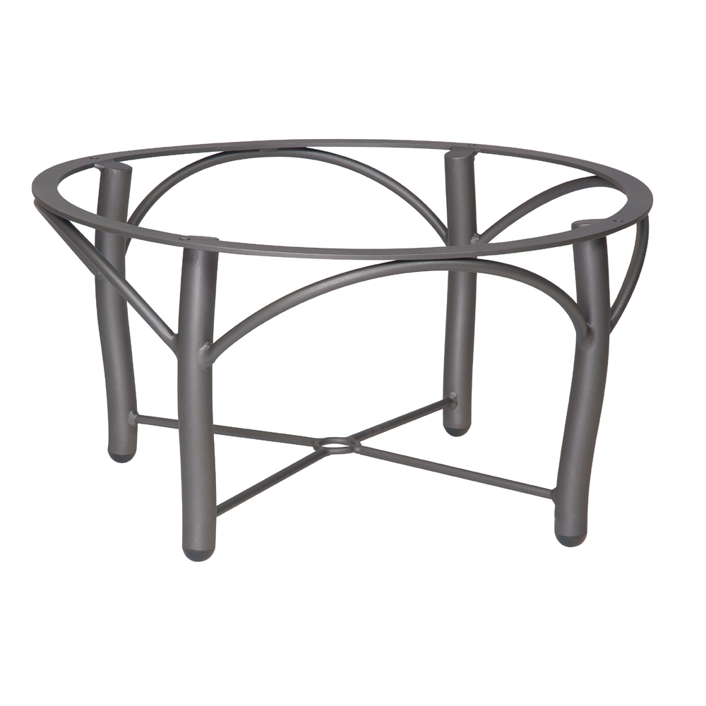 Woodard Tribeca Coffee Table Base - 5D3400