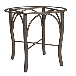 Woodard Tribeca Dining Table Base - 5D4800