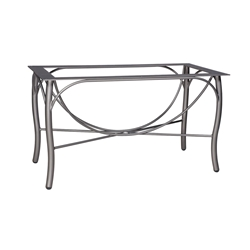 Woodard Tribeca Large Dining Table Base - 5D7200