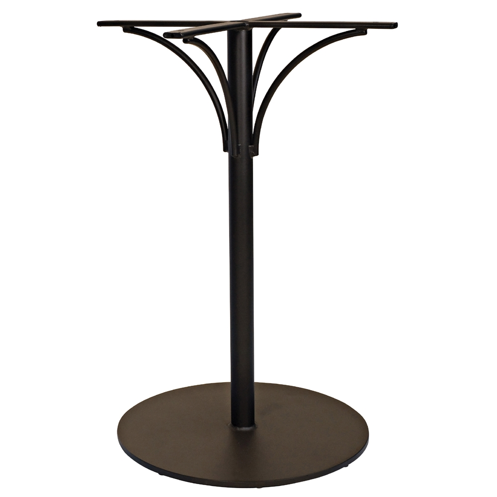 Woodard Pedestal Bar Height Table Base - 6T6600