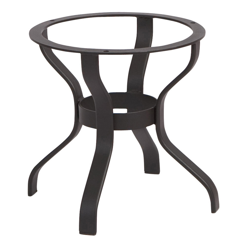 Woodard Alternative End Table Base - 822400