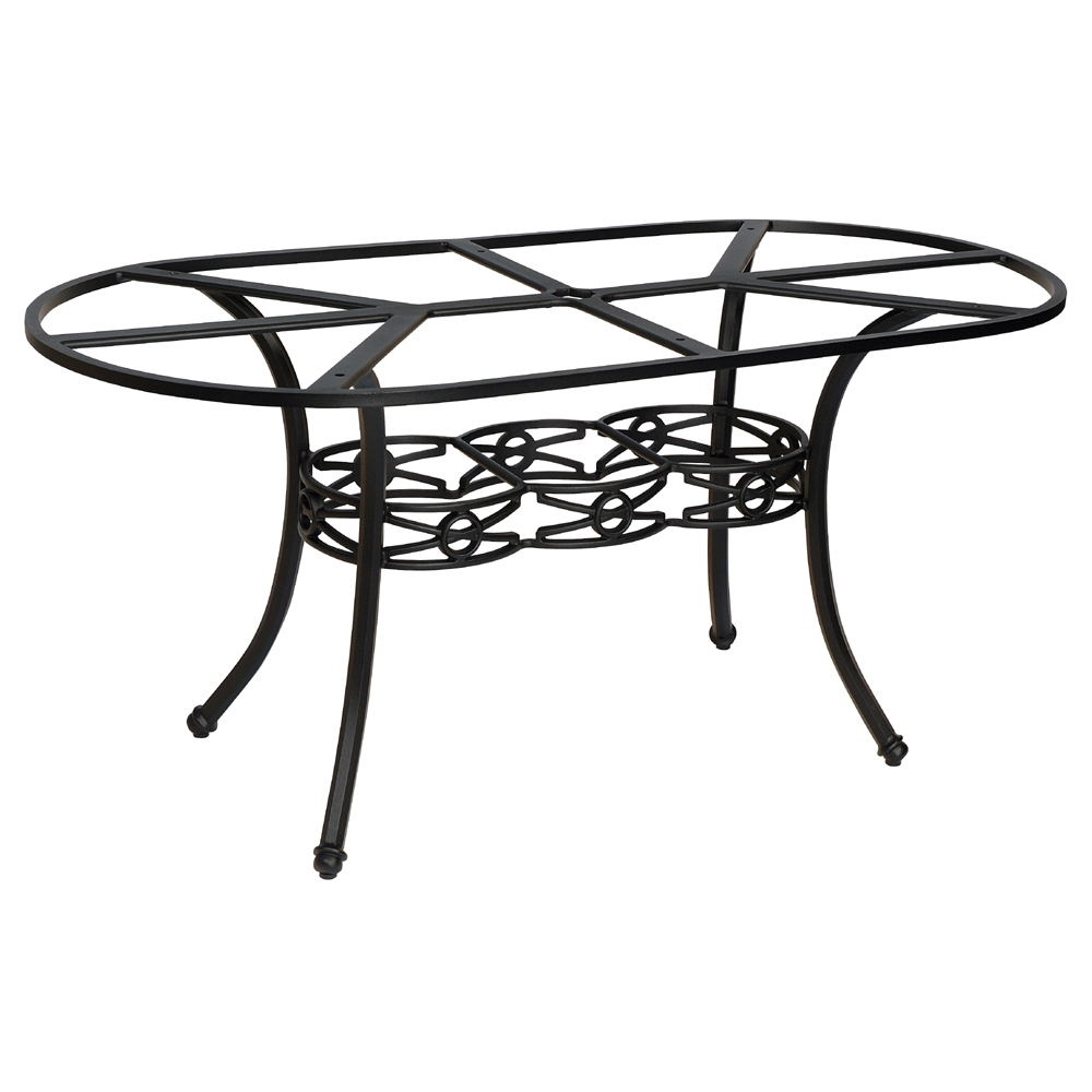 Woodard Delphi Large Dining Table Base 857400 : 857400 from www.usaoutdoorfurniture.com size 1000 x 1000 jpeg 187kB