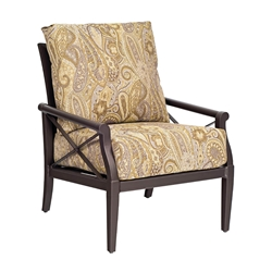 Woodard Andover Cushion Stationary Lounge Chair - 510406