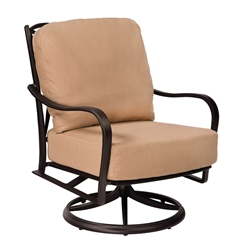 Woodard Apollo Swivel Rocker Lounge Chair - 7U0477