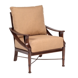 Woodard Arkadia Cushion Lounge Chair - 590406
