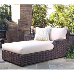 Woodard Aruba Chaise Lounge Set - WHITECRAFT-ARUBA-SET1