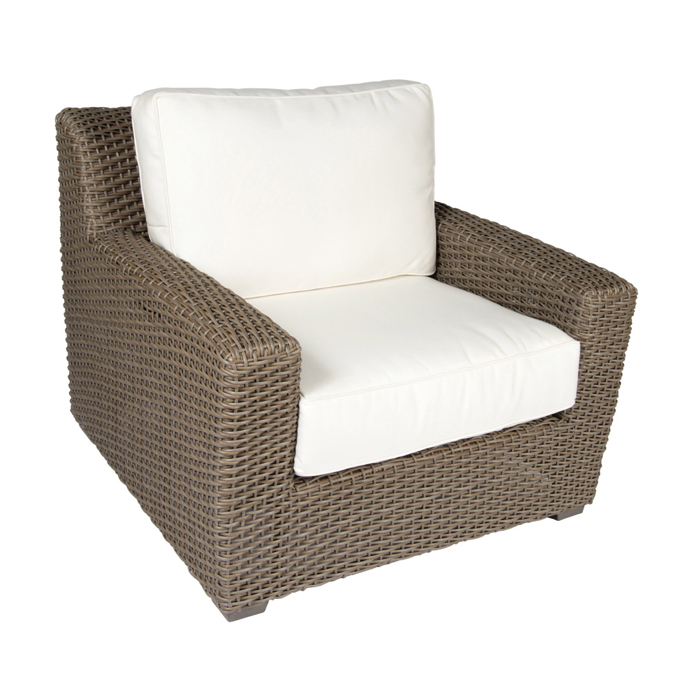 Woodard Augusta Stationary Lounge Chair - S592011