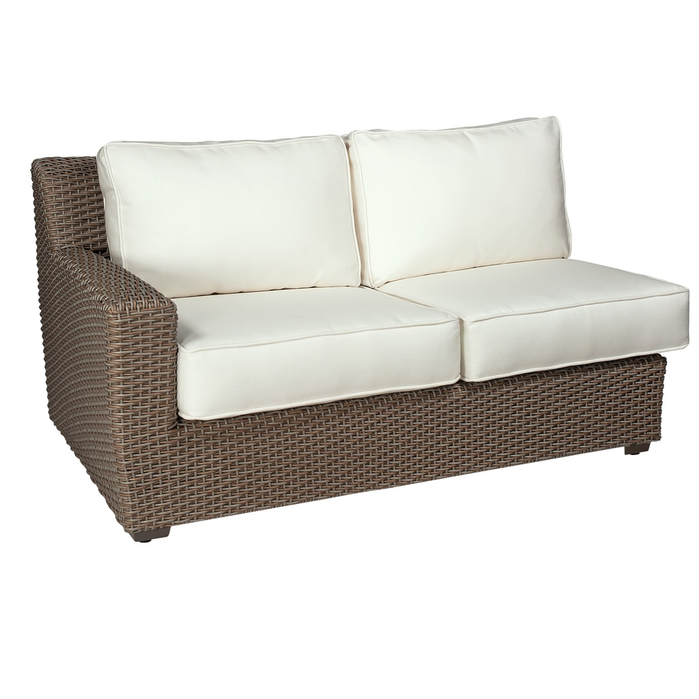 Woodard Augusta Left Arm Loveseat - S592021L