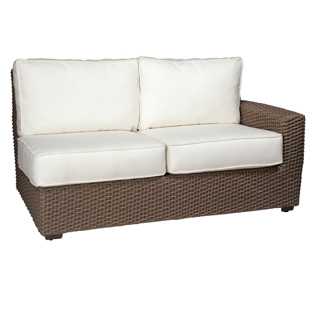 Woodard Augusta Right Arm Loveseat - S592021R