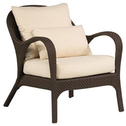 Woodard Bali Lounge Chair - S533011