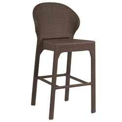 Woodard Bali Bar Stool without Arms - S533091