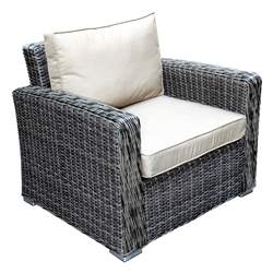 Woodard Bay Shore Lounge Chair - S509011