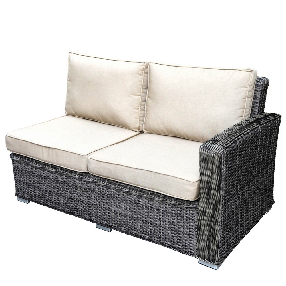 Woodard Bay Shore RAF Sectional Love Seat - S509031R
