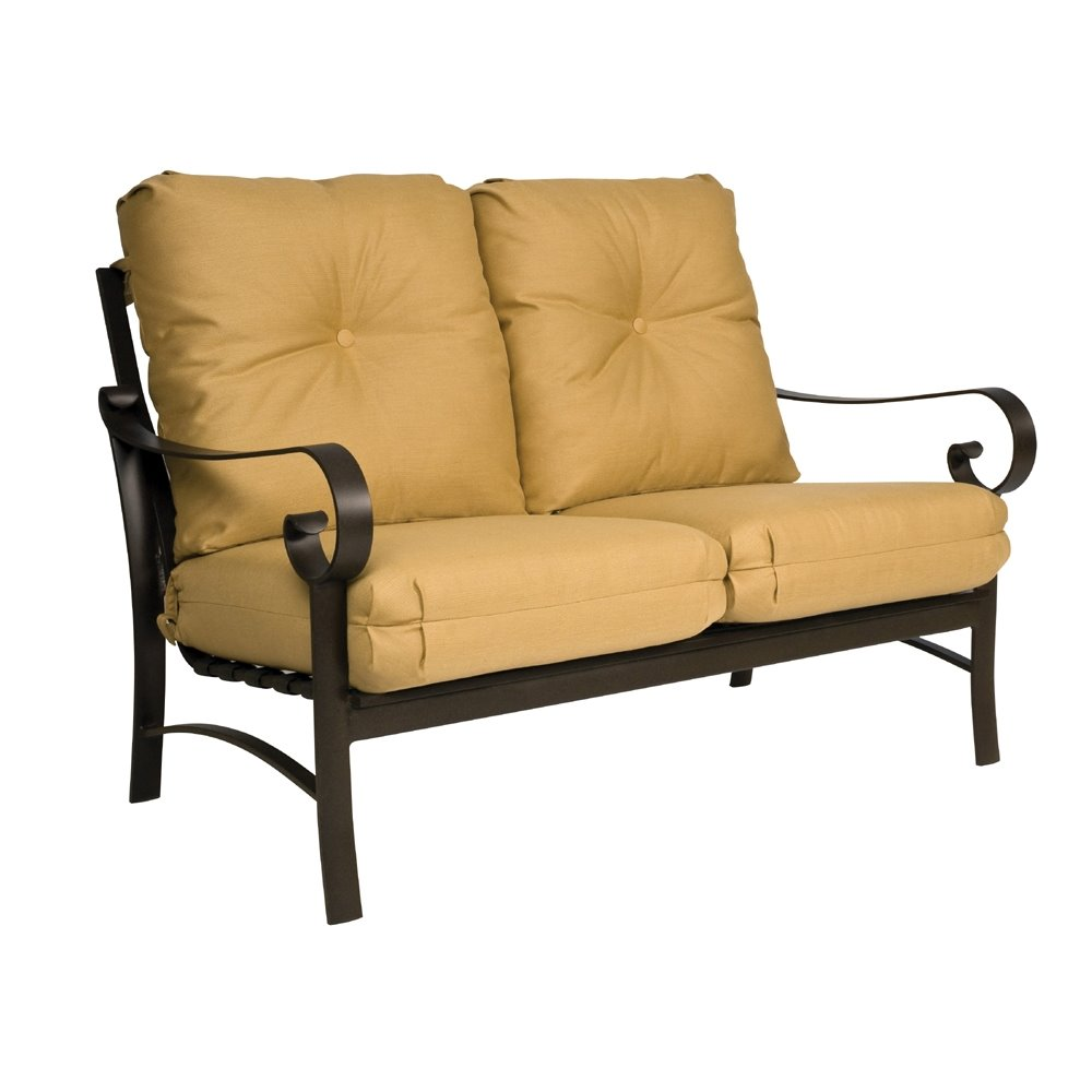 Woodard Belden Cushion Loveseat - 690419