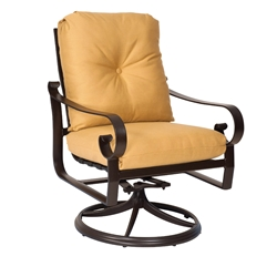 Woodard Belden Cushion Swivel Rocker - 690472