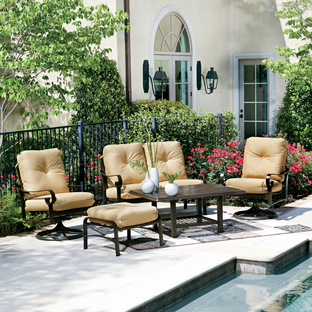 Woodard Canaveral Harper Patio Lounge Set Wd Canaveral Set2