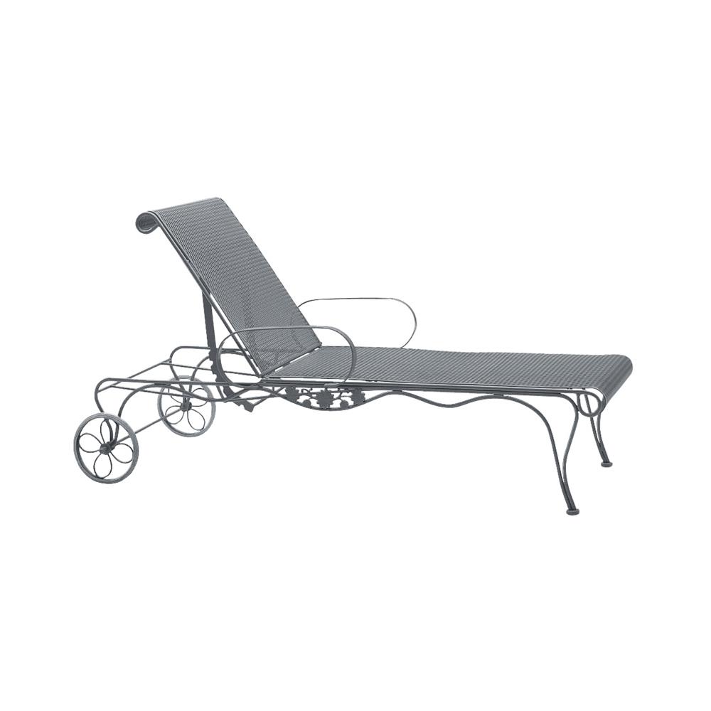 Woodard Briarwood Adjustable Chaise Lounge   400070