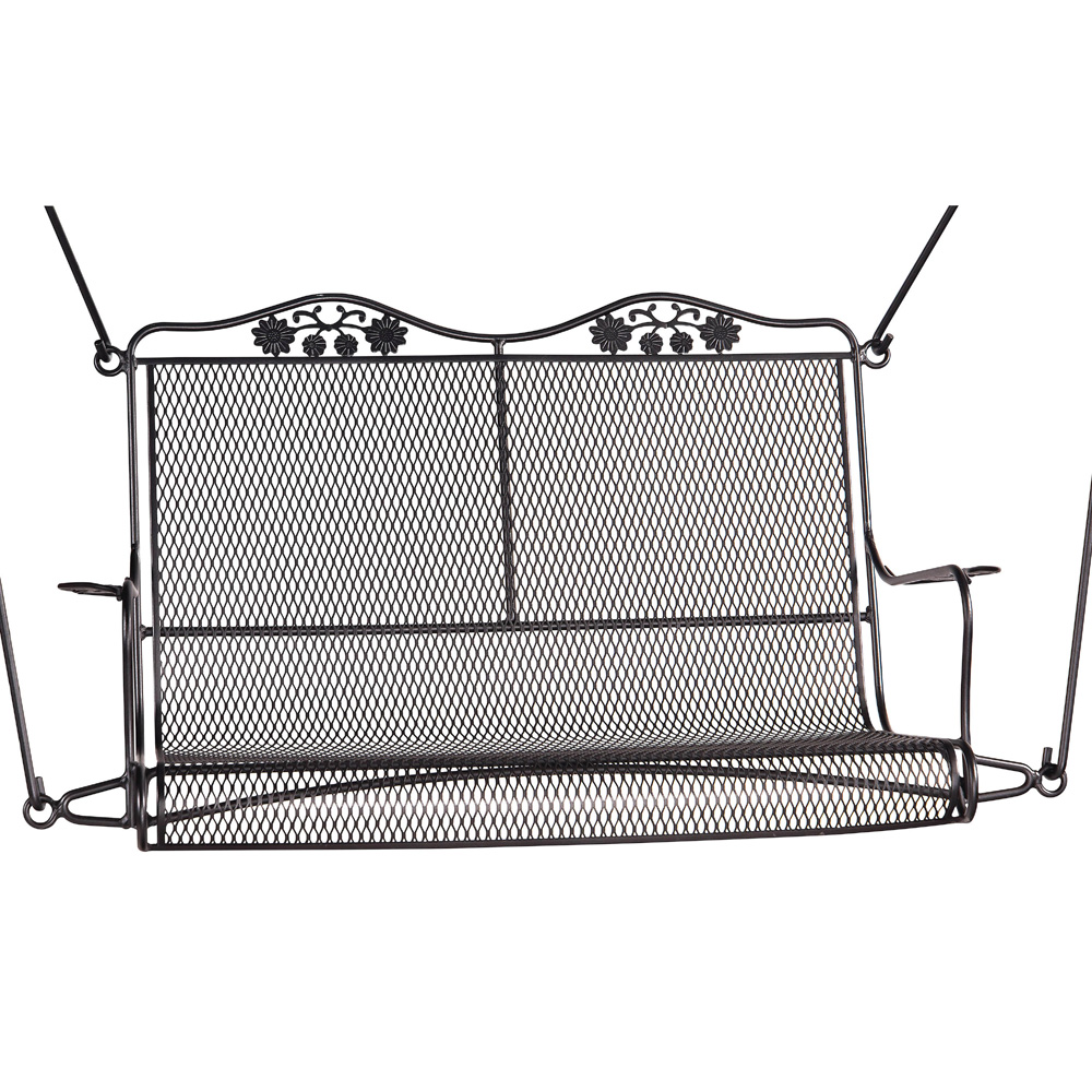 Woodard Briarwood Wrought Iron Swing - 400179