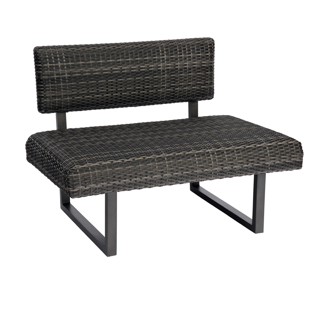 Woodard canaveral harper patio lounge set wd canaveral set2 for Patio lounge sets