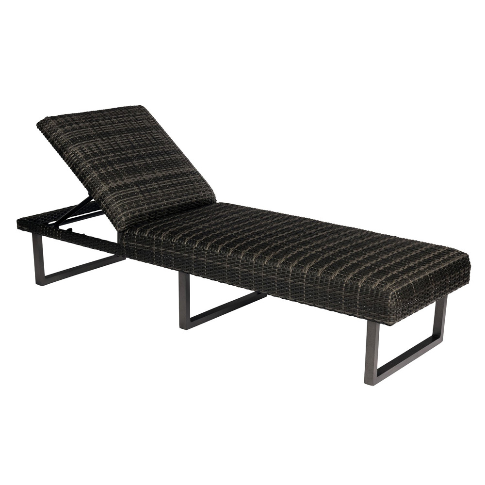Woodard Harper Adjustable Chaise Lounge - S508041
