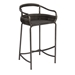 Canaveral Nelson Modern Wicker Outdoor Bar Set - WD-CANAVERAL-SET5