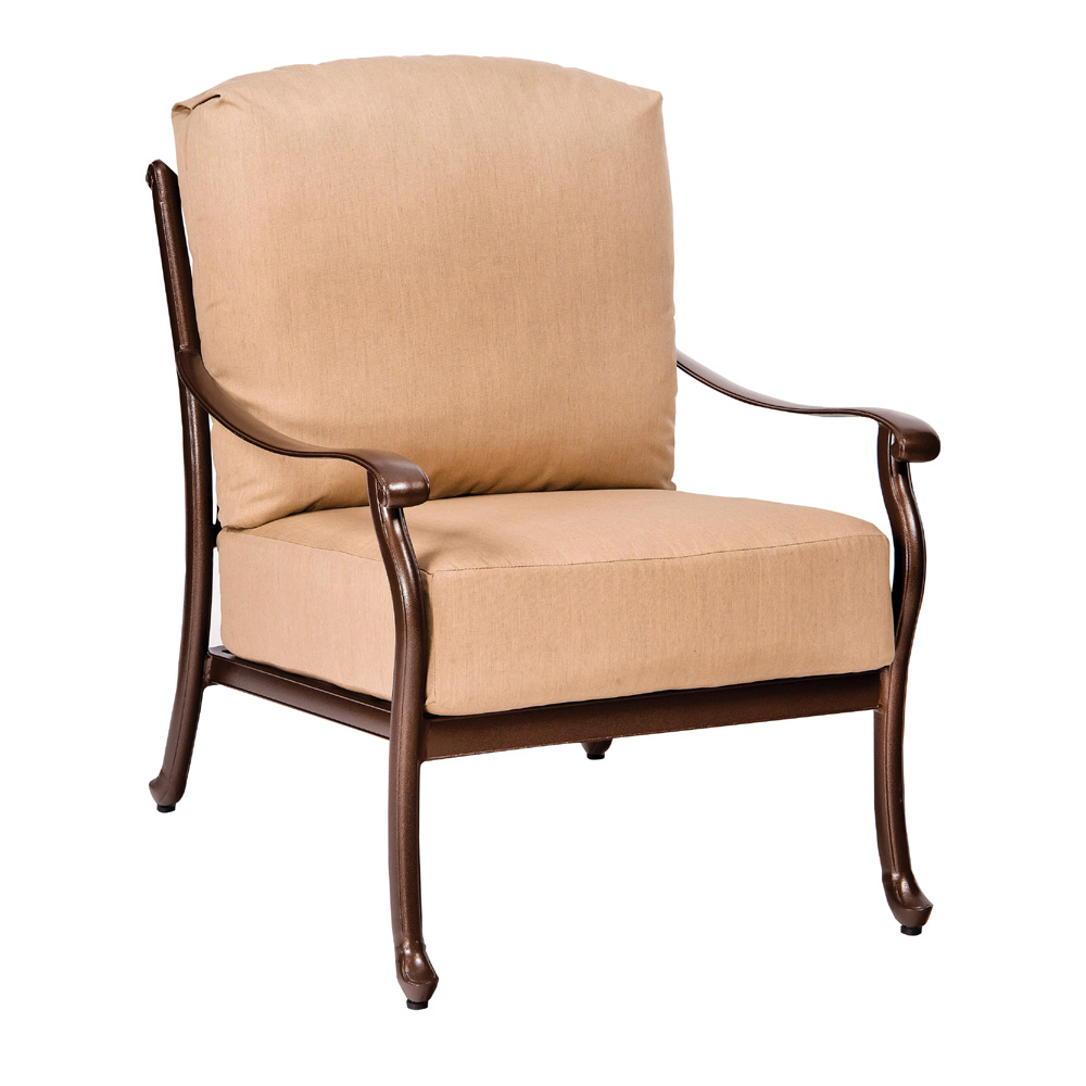 Woodard Casa Lounge Chair - 3Y0406