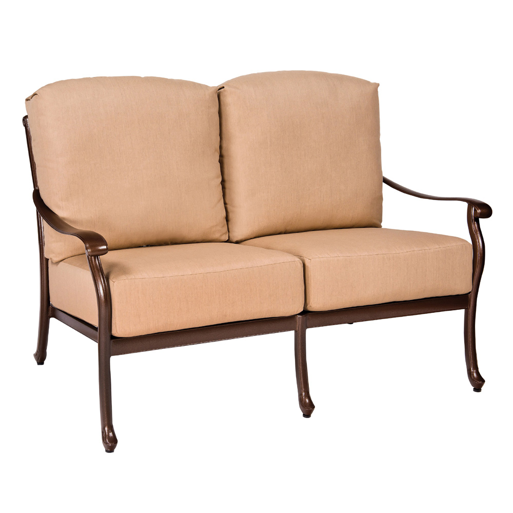 Woodard Casa Love Seat - 3Y0419