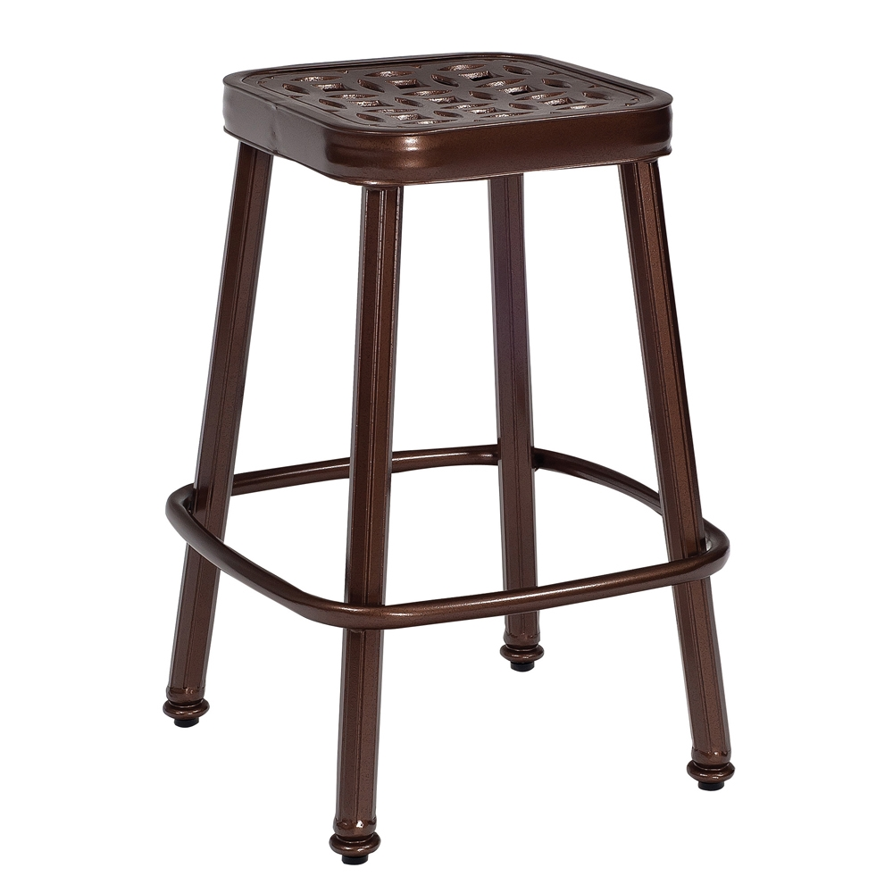Woodard Casa Stationary Counter Stool - 3Y0671
