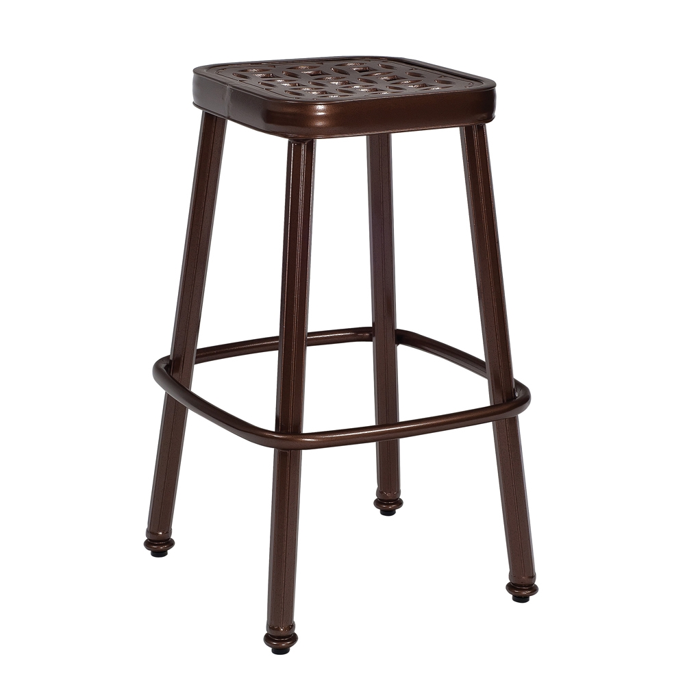 Woodard Casa Stationary Bar Stool - 3Y0681