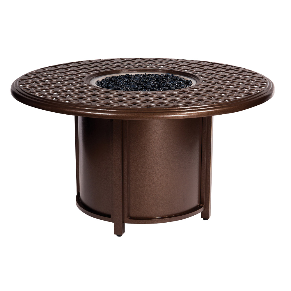 Woodard Casa Fire Pit Table - 3Y0747FP