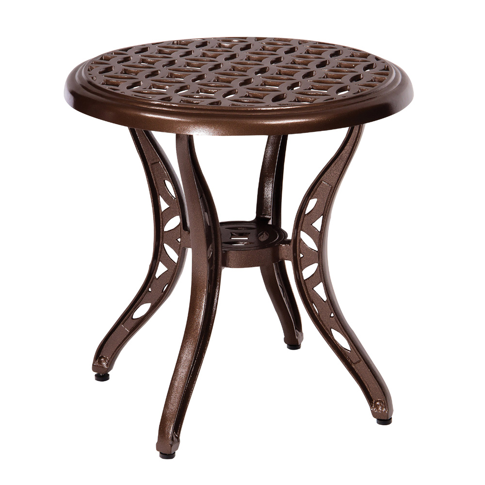 Woodard Casa End Table - 3Y22BT