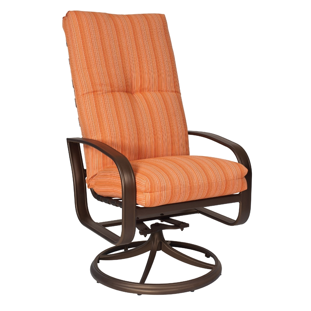 Woodard Cayman Isle Sling Adjustable Chaise Lounge 2fh470