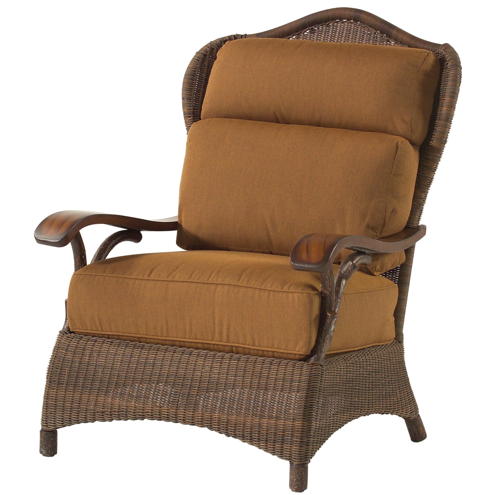 Woodard Chatham Run Lounge Chair - S525011