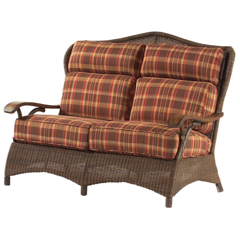 Woodard Chatham Run Loveseat - S525021