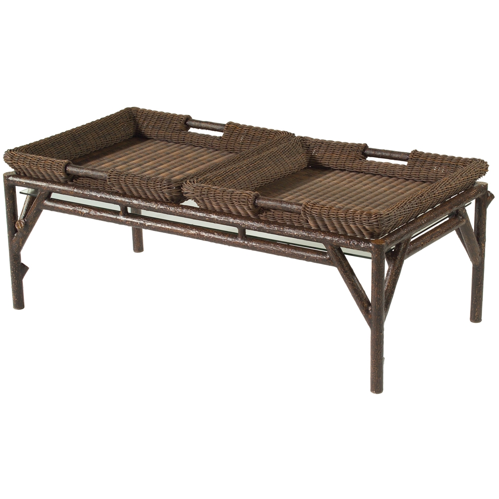Woodard Chatham Run Coffee Table - S525211