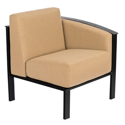 Woodard Comstock RAF Sectional End Chair - 720160
